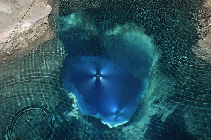 第三地底湖 その2