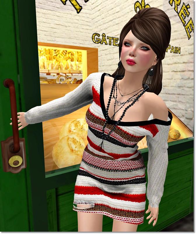 BB - Kazumi Mesh Dress