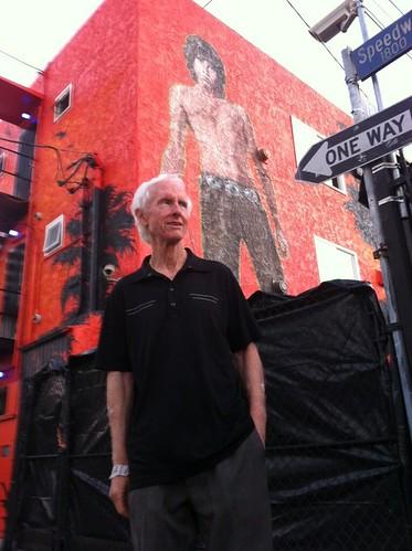 Robby Krieger Venice Beach 9-8-12