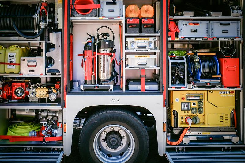 Freiwillige Feuerwehr Perlach (Wolframstraße), München