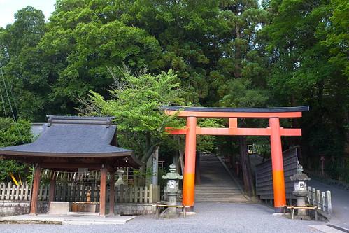2012夏日大作戰 - 京都 - 吉田神社 (14)