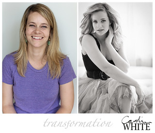 Caroline White Photography: Transformation [inspired by Sue Bryce]