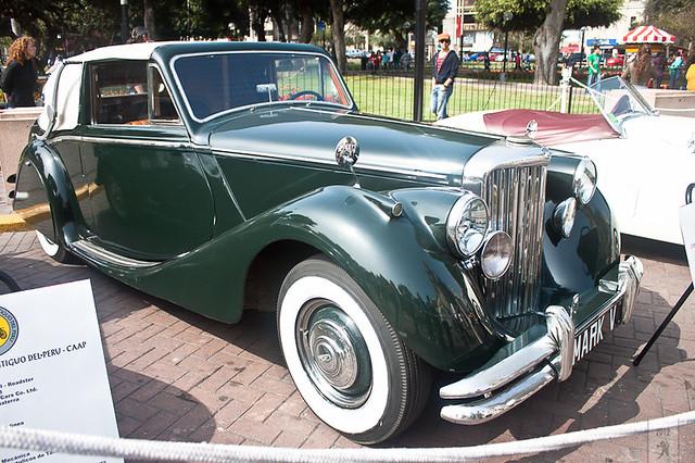 Jaguar 1950