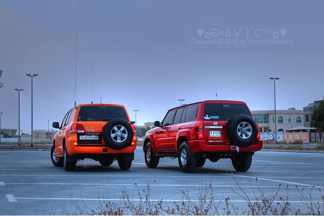 Orange+Red
