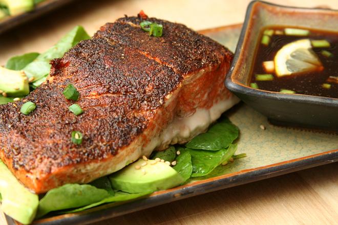 wasabi salmon 5