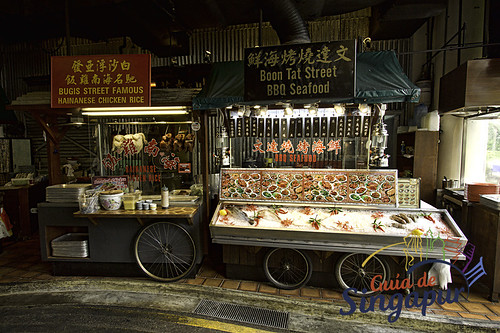 Food Trail, Singapore