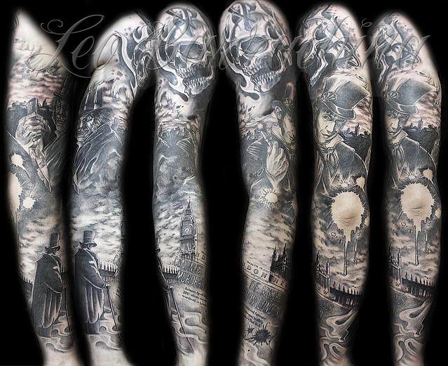 sleeve  I like the...