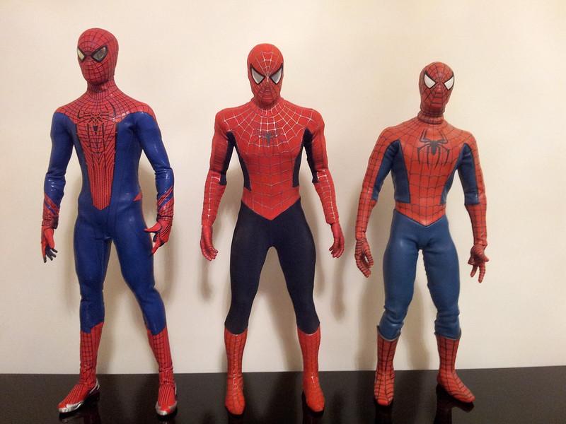THE AMAZING SPIDER-MAN - SPIDER-MAN - (RAH 591) 7982645287_5b0e633ea8_c