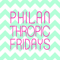 Philanthropic Fridays Button