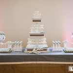 Hamptons Themed Cake Pop Display