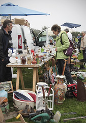 Brocante market - Photo of La Chapelle-Engerbold