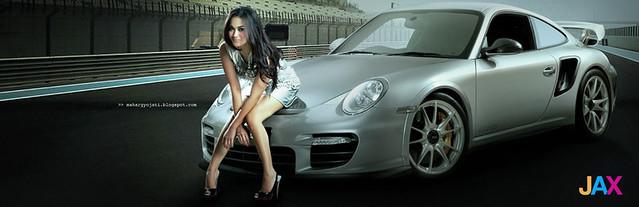 Paulina Gozal & Porsche GT2RS