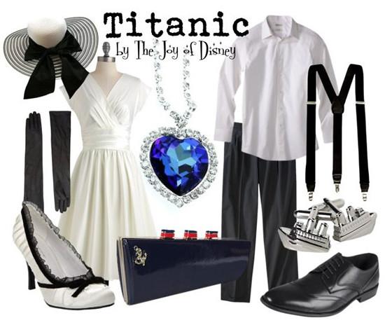 Titanic - Rose & Jack
