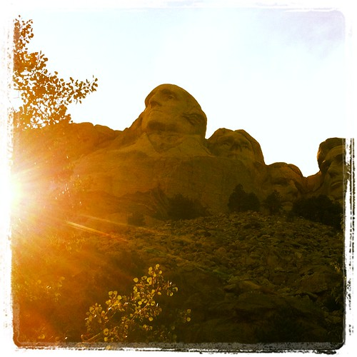 EV Mt Rushmore
