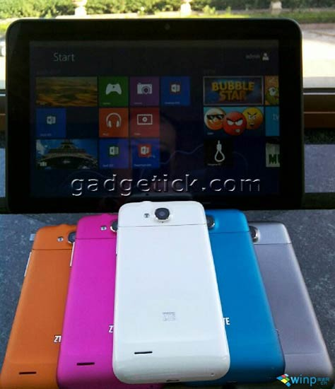 Windows Phone 8 ZTE смартфон