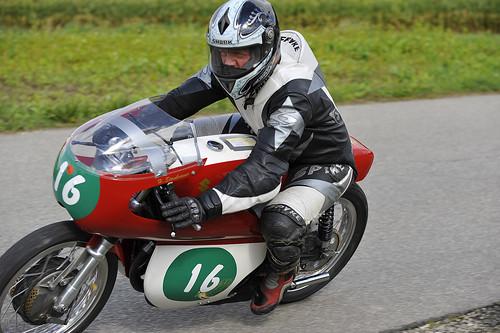 classic motorcycle Oldtimer Grand Prix 2012 Schwanenstadt Austria Copyright B. Egger :: eu-moto images 0211