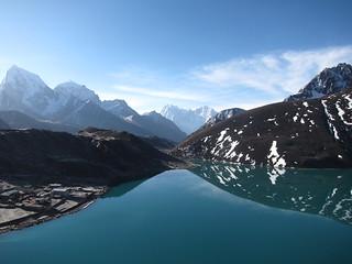 Nepal Glacial Waters