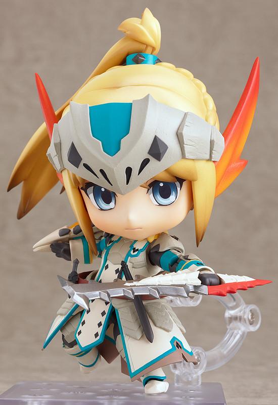 Nendoroid Hunter: Female Swordsman - Bario X Edition