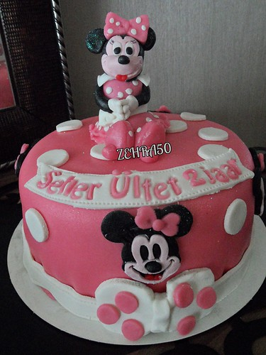 minnie mouse yas pasta by zehra50mutfakta