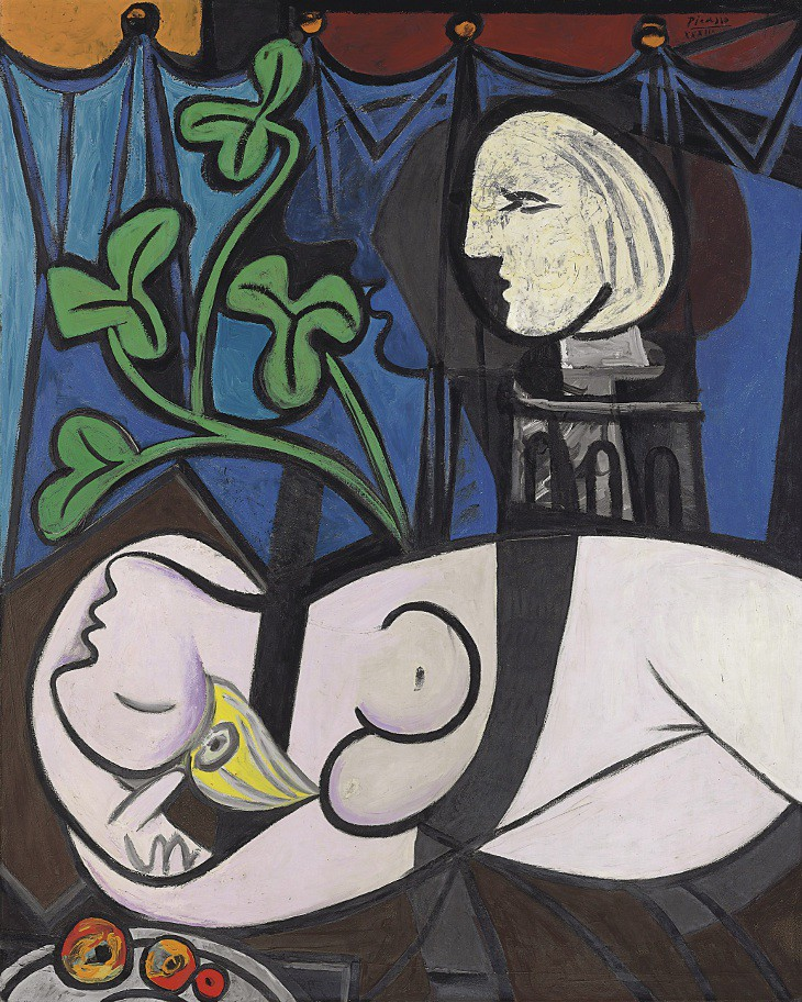 Picasso's work the second most expensive ever sold at auction