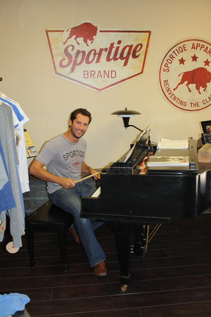 Huston Street - Baseball Player, Not A Pianist
