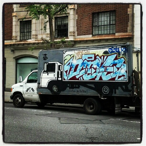 Best truck ever! #nyc #trucks by ShellyS