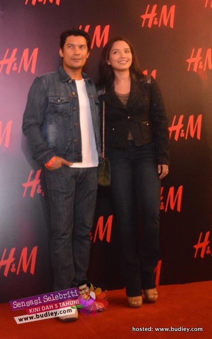 Selebriti di Grand Opening Butik H&M Lot 10