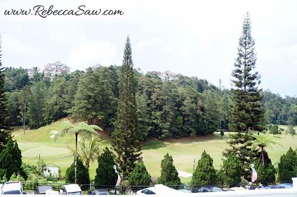 Malaysia TOurism Hunt 2012 - Shahzan Inn Fraser Hill
