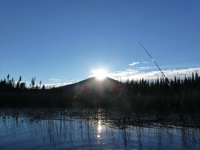 cascade lakes fly fishing
