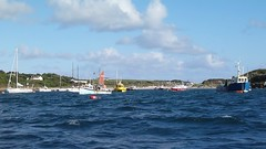 Returning from St Martin's