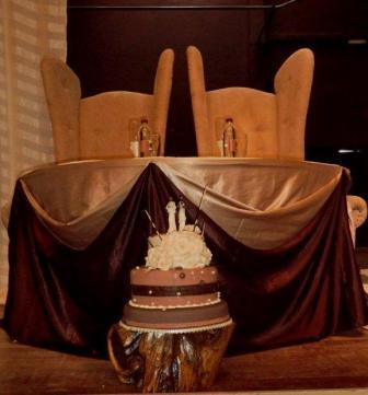 explore african wedding cakes