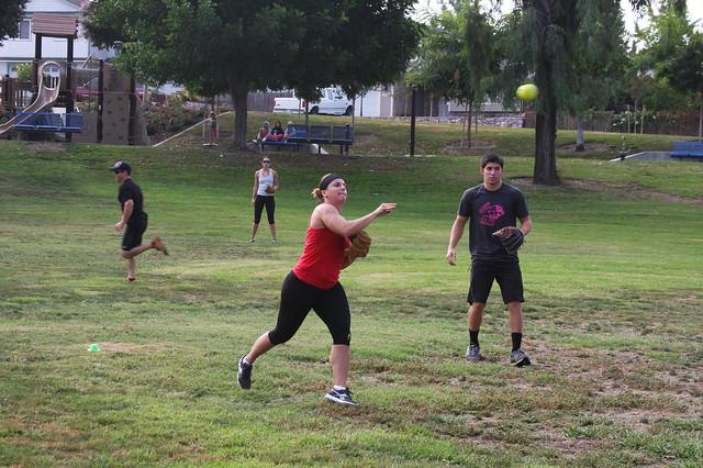 9-22 Softball Game