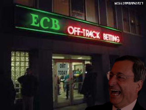 ECB OFF TRACK BETTING by Colonel Flick