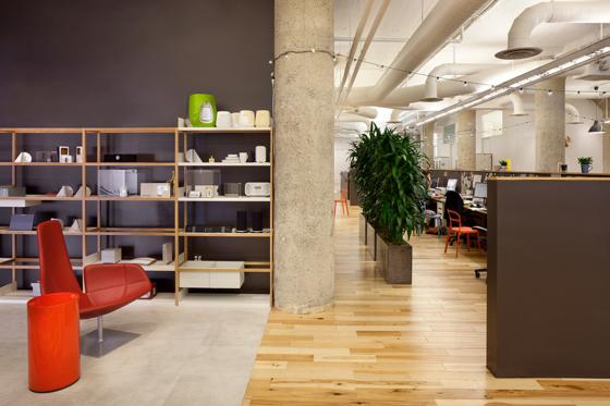NewDealDesign offices