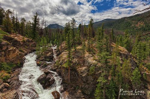 usa canon nationalpark colorado falls rockymountains rockymountainnationalpark adamsfalls patrickleitz