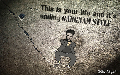 FIGHT CLUB GANGNAM STYLE by Colonel Flick