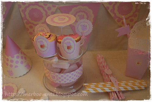 wrappers Merbo Events Kit Peppa Pig