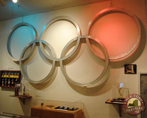 Olympics Metal Rings