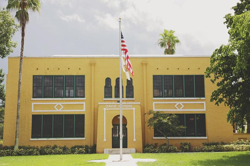 Davie School 22