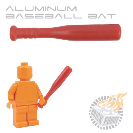 Aluminum Baseball Bat - Rust