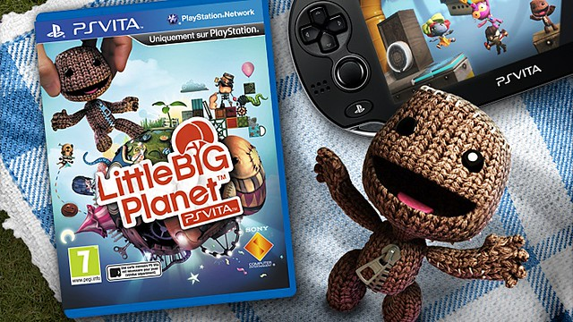 LittleBigPlanet PS Vita - Concours