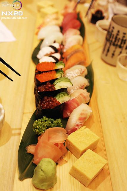 miraku sushi