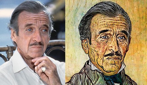 David Niven Before and After