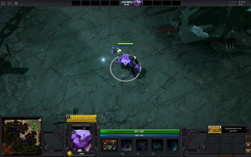Dota 2 Faceless Void