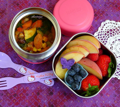 Chili Thermal Bento by sherimiya ♥