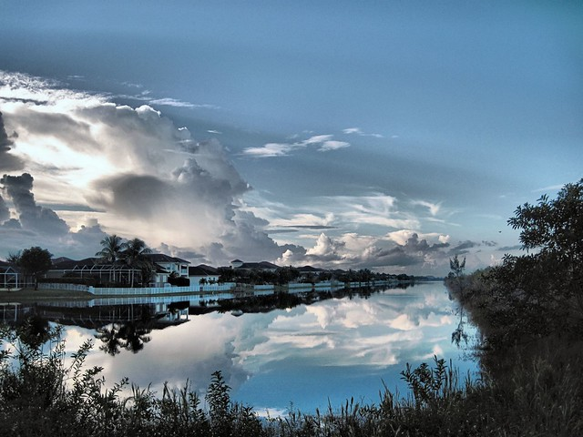 196th Avenue Canal HDR 20120928