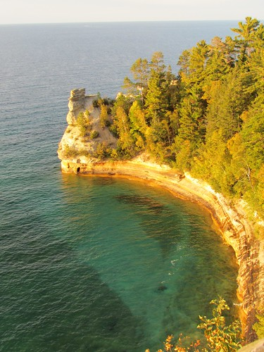 Pictured Rocks National Lakeshore Miner's Castle