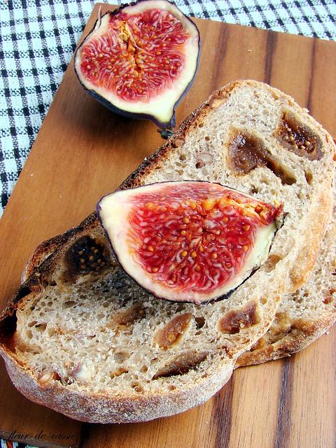 хлеб с инжиром 2