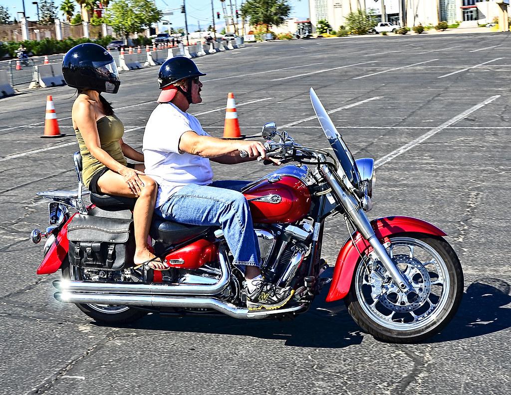 Las Vegas BikeFest at Cashman Center 2012