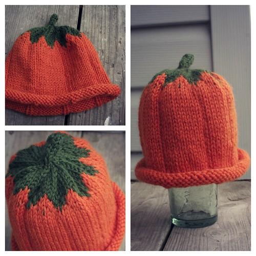 rosemaries pumpkin hat